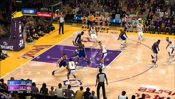 NBA 2K21 PlayStation4