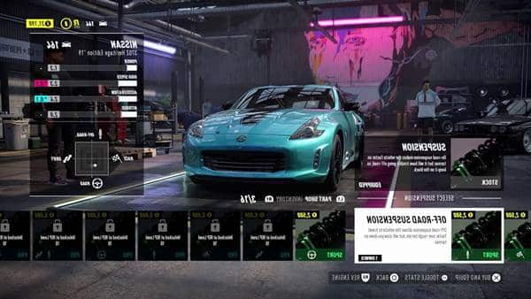 Need for Speed Heat PlayStation4
