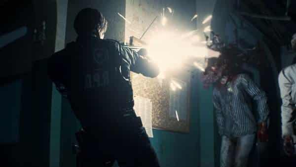 Resident Evil 2 Remake PlayStation4