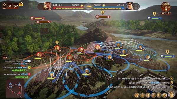 Romance of the Three Kingdoms XIII PS4 Download