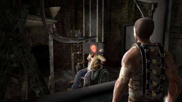 Saw 2 Flesh and Blood PlayStation 3
