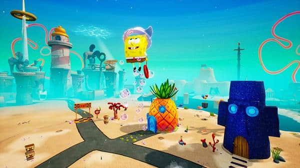 Spongebob Squarepants Battle for Bikini Bottom Rehydrated PS4 Download