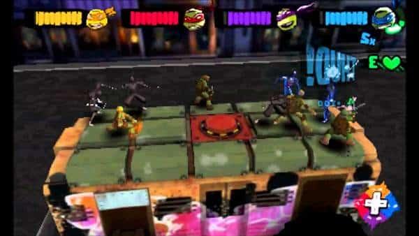Teenage Mutant Ninja Turtles Danger of The Ooze PS3 Download