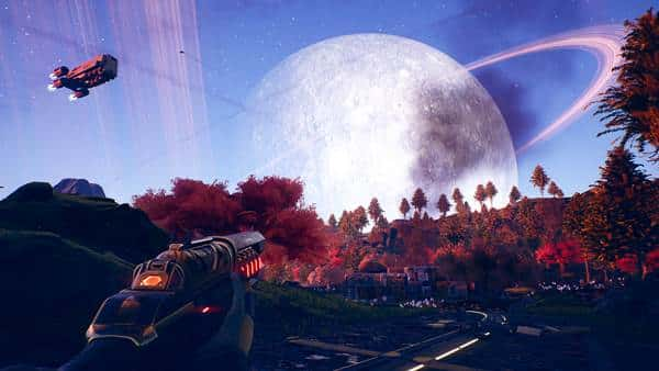 The Outer Worlds PS4 Download