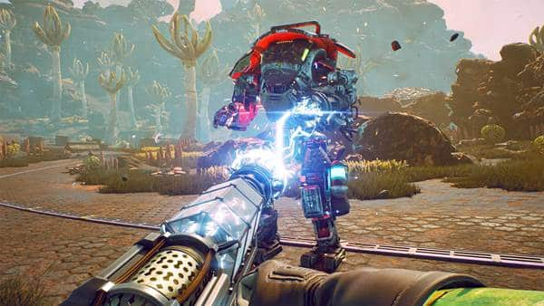 The Outer Worlds PlayStation4