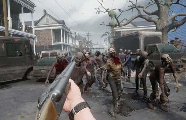 The Walking Dead Saints & Sinners PS4