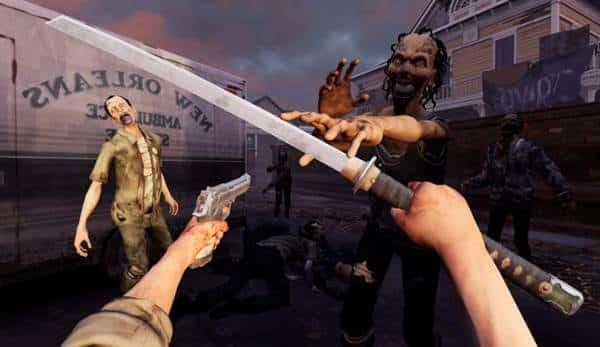 The Walking Dead Saints & Sinners PlayStation4