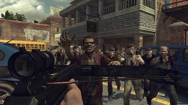 The Walking Dead Survival Instinct PS3 Download