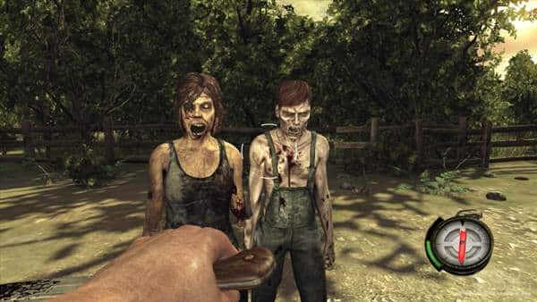 The Walking Dead Survival Instinct PlayStation3