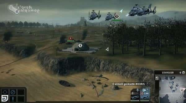 Tom Clancy's EndWar PS3 Download
