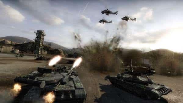 Tom Clancy's EndWar PlayStation3