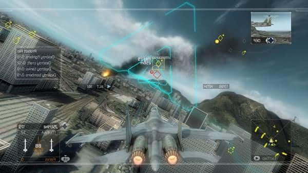 Tom Clancy's H.A.W.X PS3 Download