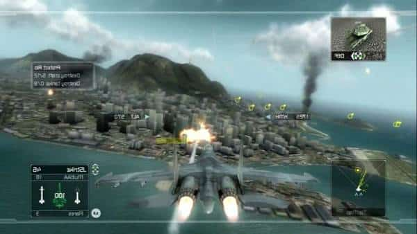 Tom Clancy's H.A.W.X PlayStation3