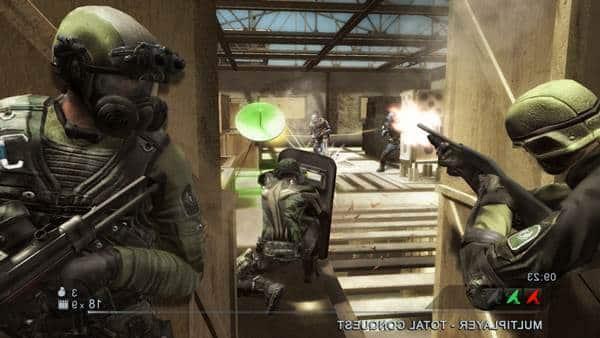 Tom Clancy's Rainbow Six Vegas 2 PlayStatioin3