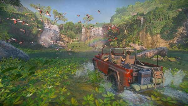 Uncharted The Lost Legacy PS4 Download