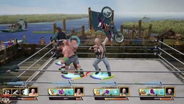 WWE 2K Battlegrounds PlayStation4