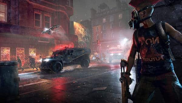 Watch Dogs Legion PlayStation4