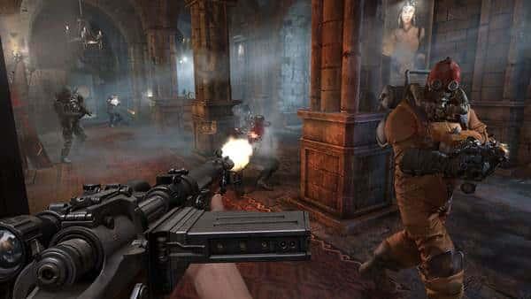 Wolfenstein The New Order PS3 Download